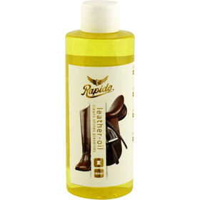 Rapide Leather oil 100 ml, neutral
